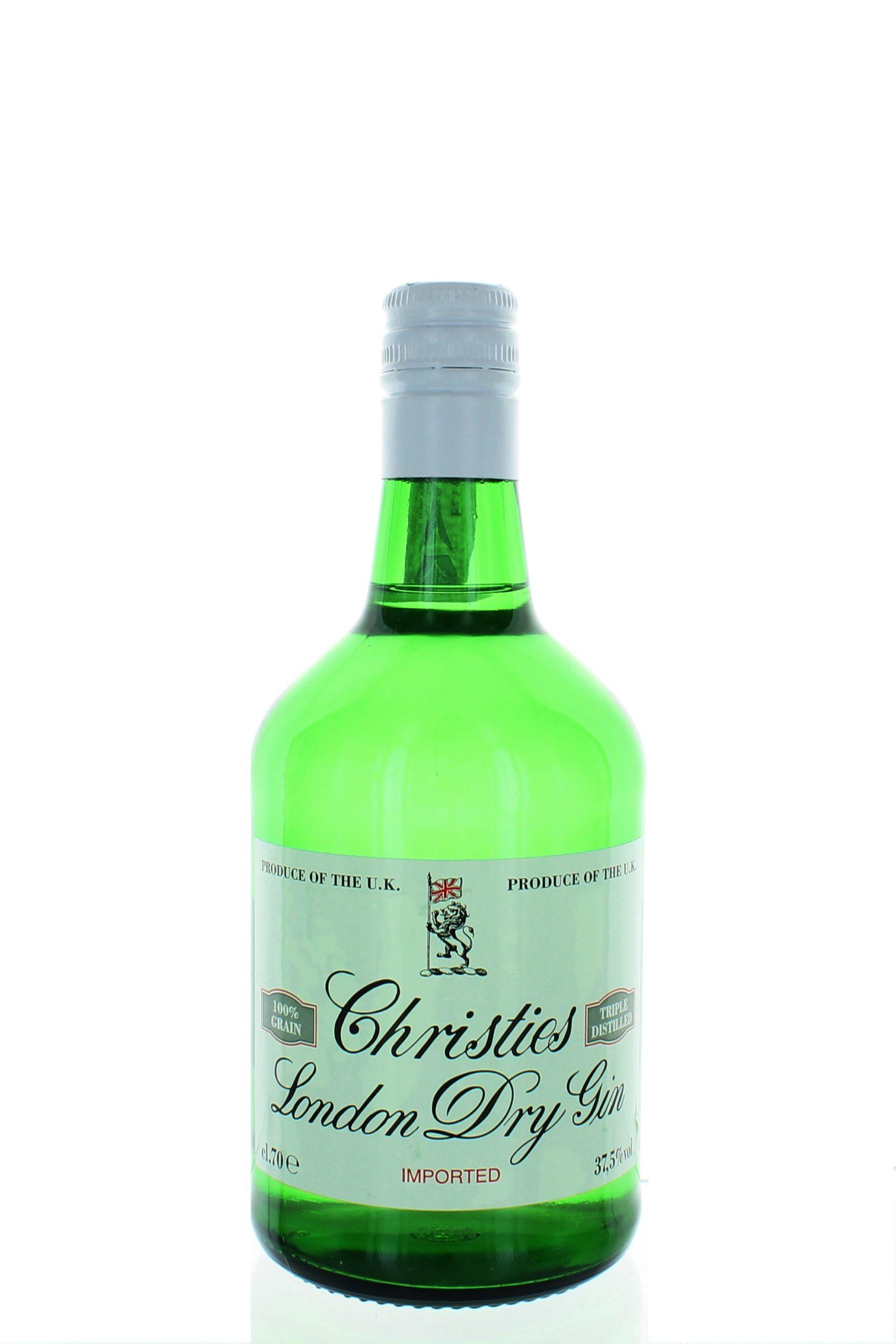 Gin Christies London