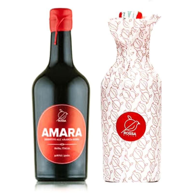 Amaro di Arancia rossa