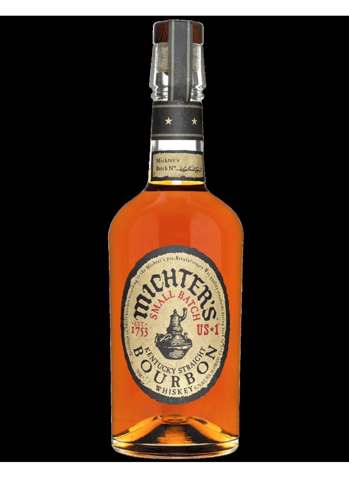 michter's bourbon whiskey
